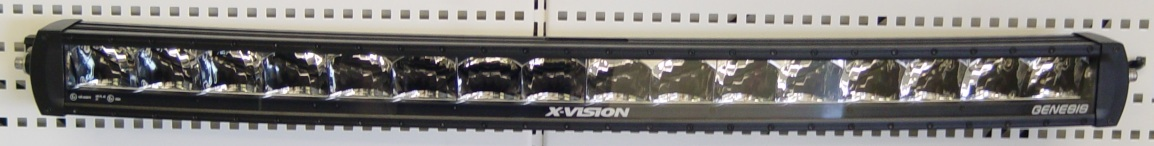 LED lisävalo 240W X-Vision Genesis