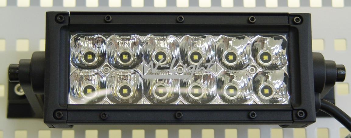 LED Lisävalo 36W