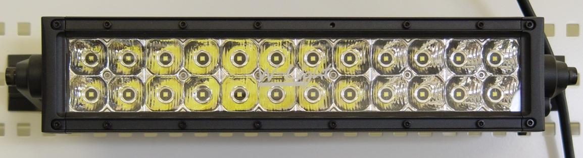 LED Lisävalo 72W